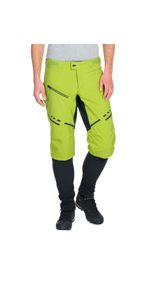VAUDE Virt II Softshell Pants Men pistachio